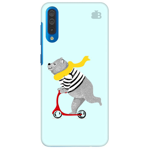 Happy Bear Samsung Galaxy A70 Cover
