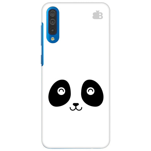 Happy Little Panda Samsung Galaxy A70 Cover
