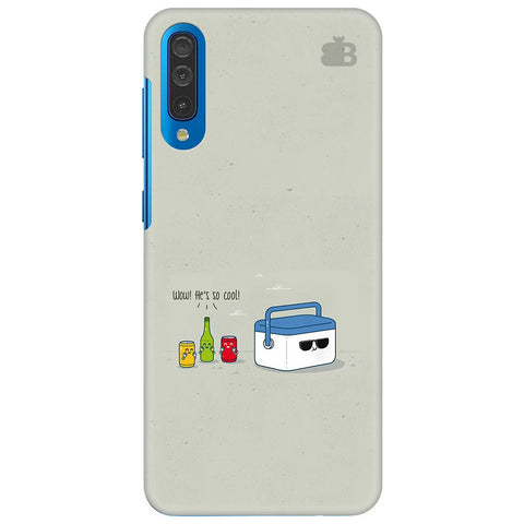 He Is Cool Samsung Galaxy A70 Cover