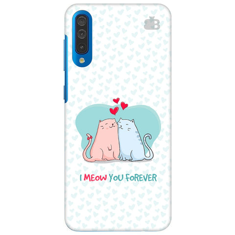 Meow You Forever Samsung Galaxy A70 Cover