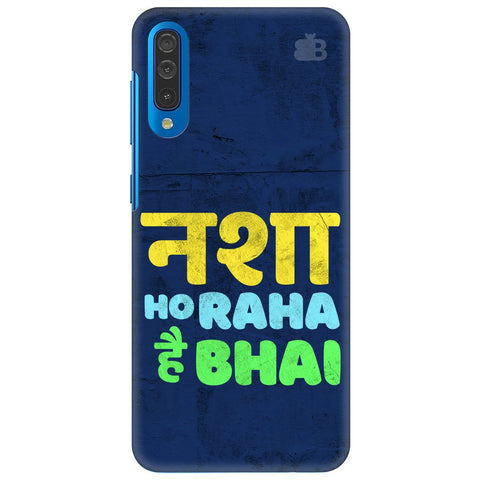 Nasha Bhai Samsung Galaxy A70 Cover
