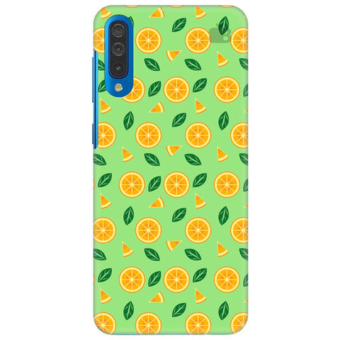 Oranges Samsung Galaxy A70 Cover