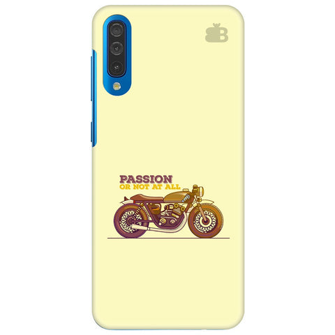 Passion For Motor Samsung Galaxy A70 Cover