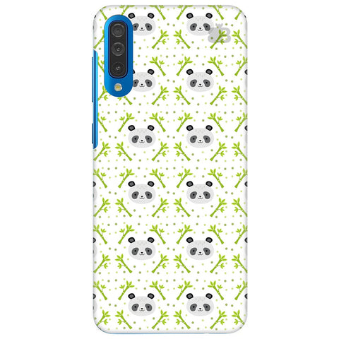 Peaceful Panda Samsung Galaxy A70 Cover