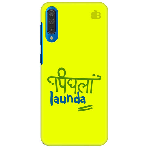 Pighla Launda Samsung Galaxy A70 Cover