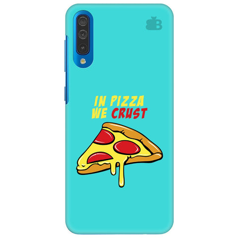 Pizza Crust Samsung Galaxy A70 Cover