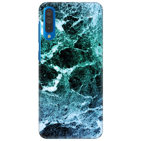 Sea Marble Samsung Galaxy A70 Cover