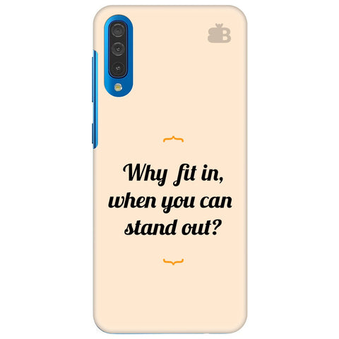Stand Out Samsung Galaxy A70 Cover