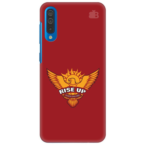 Sunrisers Hyderabad Samsung Galaxy A70 Cover