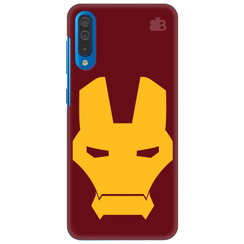 Superhero Mask Samsung Galaxy A70 Cover