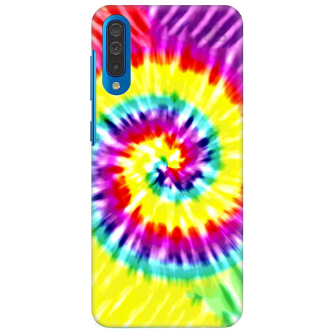 Tie & Die Art Samsung Galaxy A70 Cover
