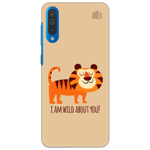 Wild About You Samsung Galaxy A70 Cover