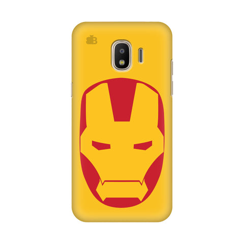 Angry Superhero Mask Samsung Galaxy J2 2018 Cover