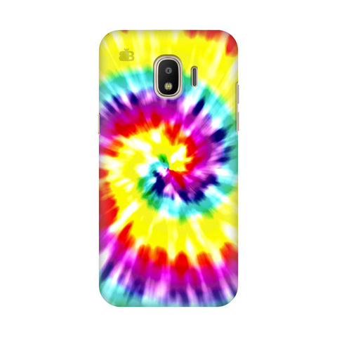 Tie & Die Art Samsung Galaxy J2 2018 Cover
