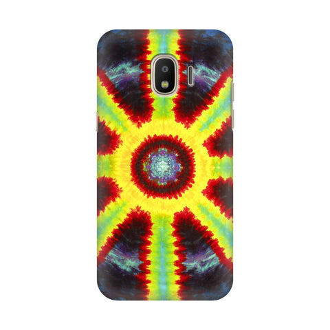 Tie & Die Pattern Samsung Galaxy J2 2018 Cover