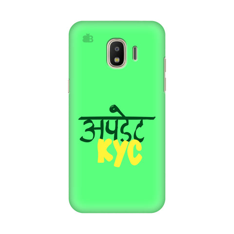 Update KYC Samsung Galaxy J2 2018 Cover