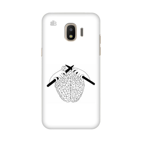 Weaving Brain Samsung Galaxy J2 2018 Cover