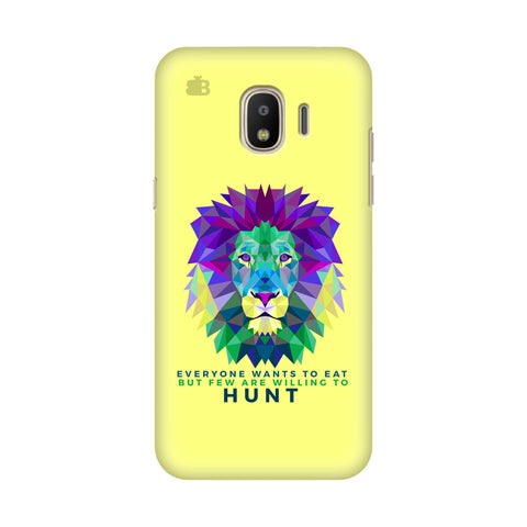 Willing to Hunt Samsung Galaxy J2 2018 Cover
