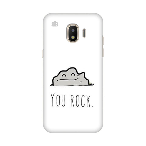 You Rock Samsung Galaxy J2 2018 Cover