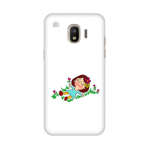 Zone Out Samsung Galaxy J2 2018 Cover