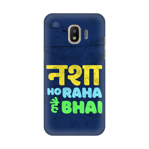 Nasha Bhai Samsung Galaxy J4 Plus Cover