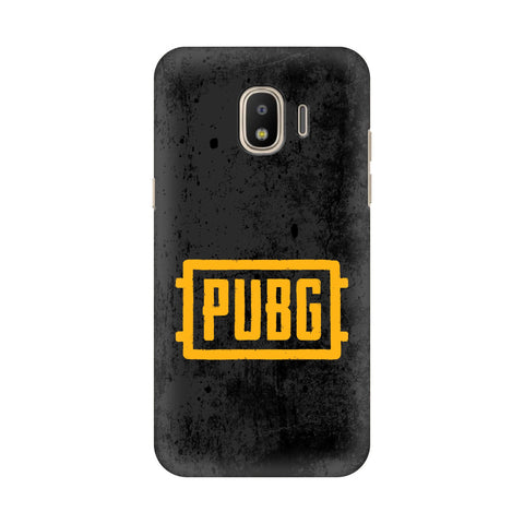 PUBG Samsung Galaxy J4 Plus Cover