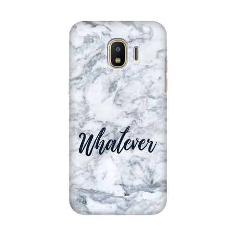 Whatever Samsung Galaxy J4 Plus Cover
