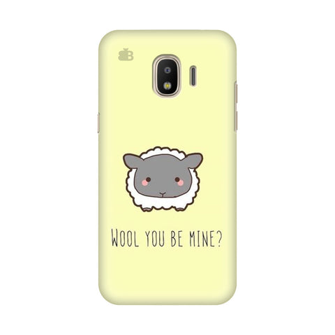 Wool Samsung Galaxy J4 Plus Cover