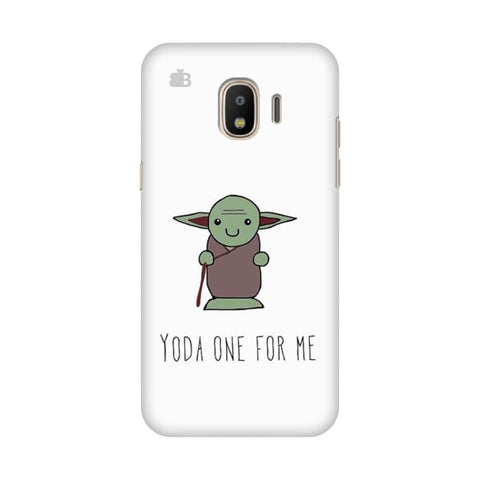 Yoda One Samsung Galaxy J4 Plus Cover
