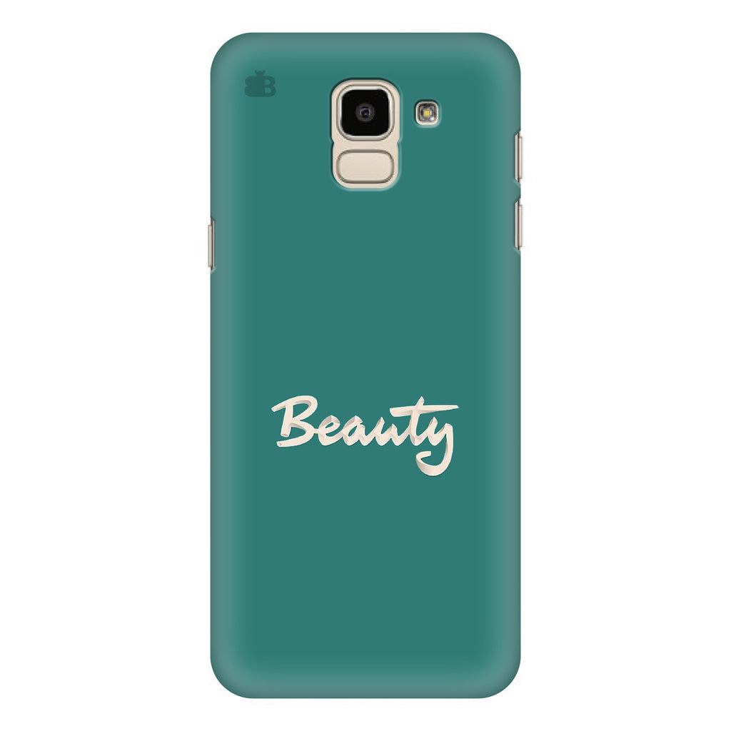 sports shoes 58643 32ab3 Beauty Samsung Galaxy J6 Prime Cover