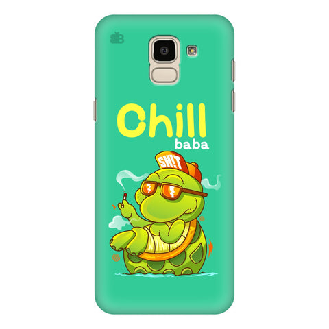 Chill Baba Samsung Galaxy J6 Plus Cover
