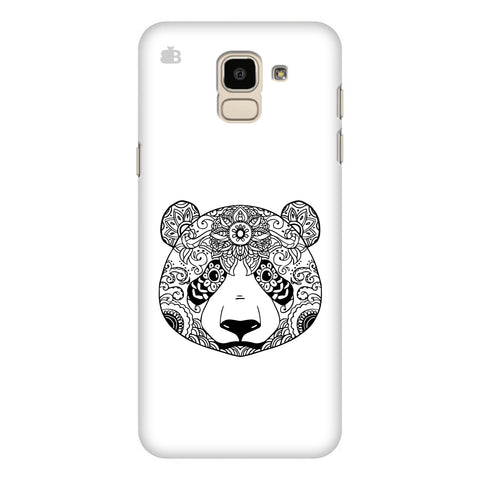 Ethnic Panda Samsung Galaxy J6 Plus Cover