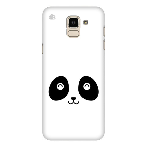 Happy Little Panda Samsung Galaxy J6 Plus Cover