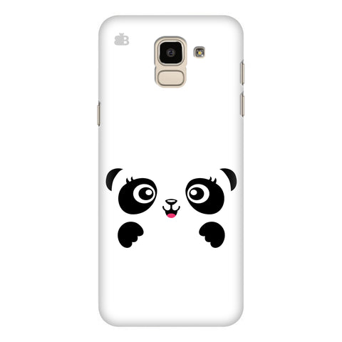 Little Panda Samsung Galaxy J6 Plus Cover