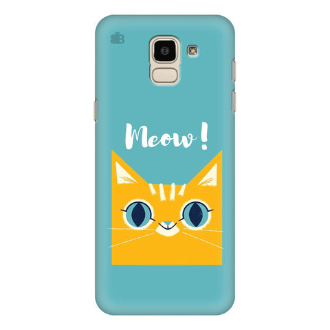 Meow Samsung Galaxy J6 Plus Cover