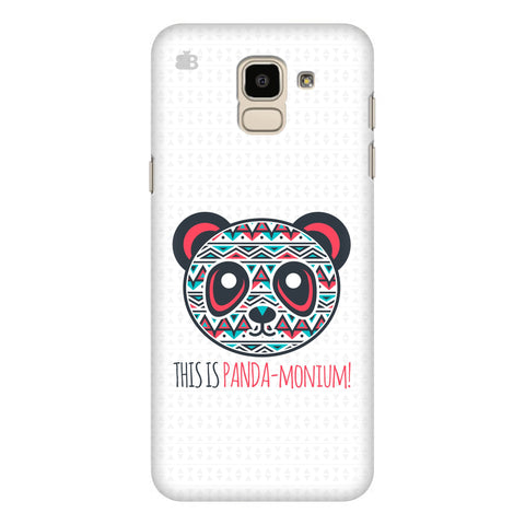 Panda-monium Samsung Galaxy J6 Plus Cover