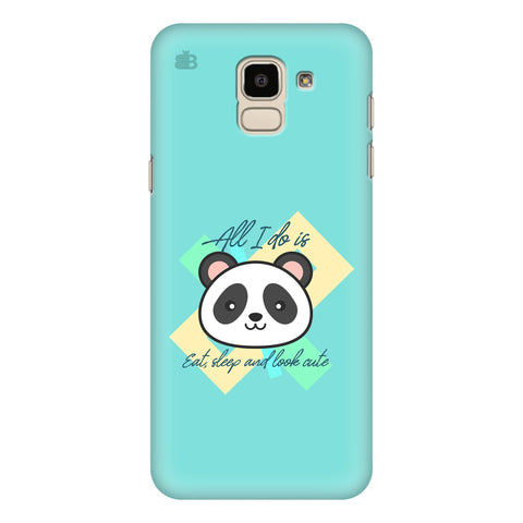 Panda Life Samsung Galaxy J6 Plus Cover