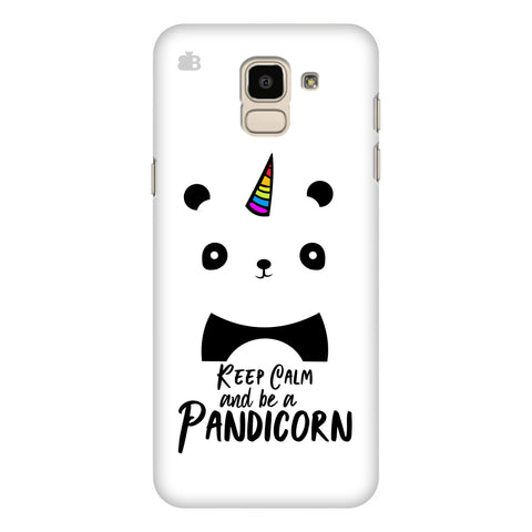 Pandi-Corn Samsung Galaxy J6 Plus Cover