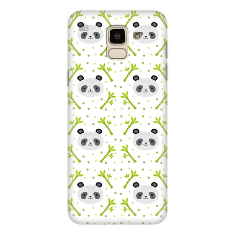 Peaceful Panda Samsung Galaxy J6 Plus Cover