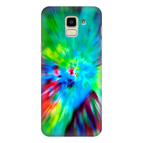Radial Tie & Die Samsung Galaxy J6 Plus Cover