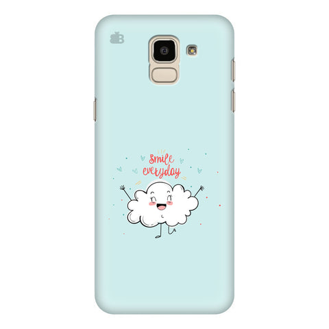 Smile Everyday Samsung Galaxy J6 Plus Cover