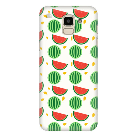 Summer Melons Samsung Galaxy J6 Plus Cover