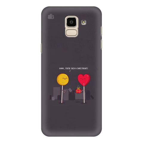 Sweetheart Samsung Galaxy J6 Plus Cover