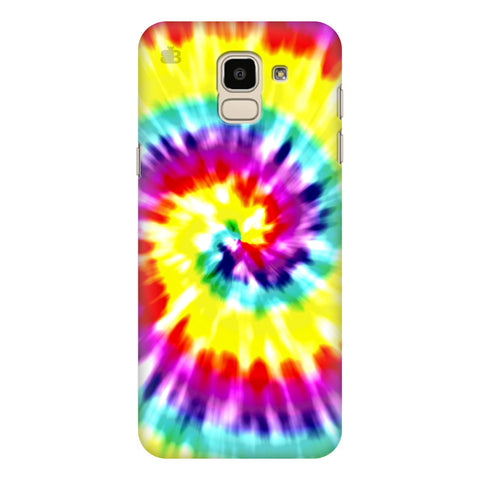 Tie & Die Art Samsung Galaxy J6 Plus Cover