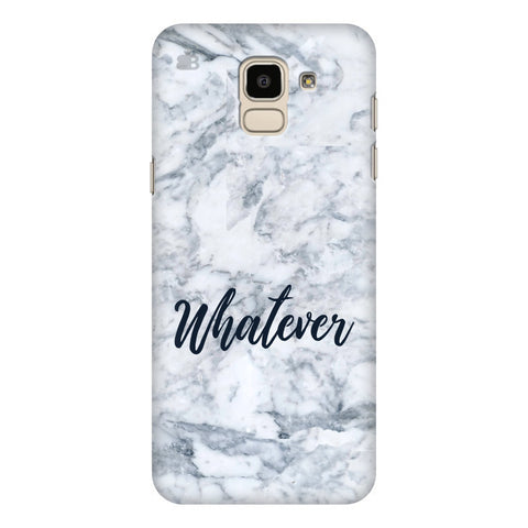 Whatever Samsung Galaxy J6 Plus Cover