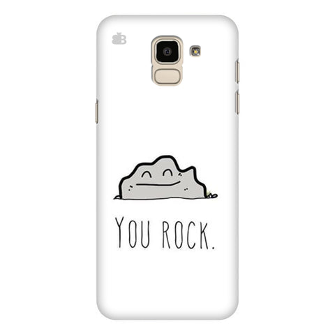 You Rock Samsung Galaxy J6 Plus Cover