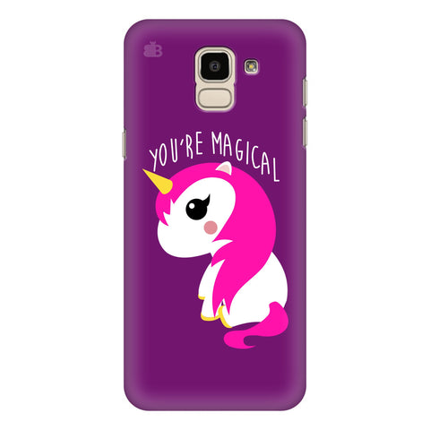 You're Magical Samsung Galaxy J6 Plus Cover