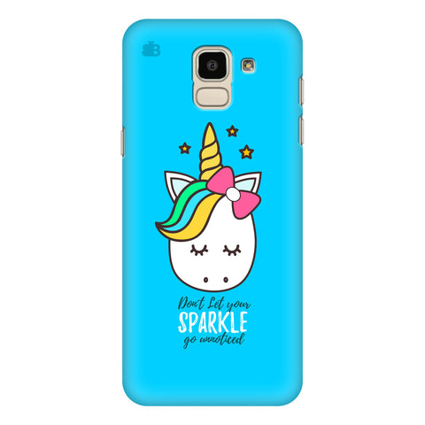 Your Sparkle Samsung Galaxy J6 Plus Cover