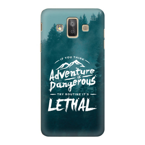 Adventure Samsung Galaxy J7 Duo Cover