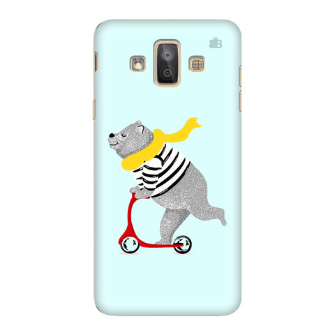 Happy Bear Samsung Galaxy J7 Duo Cover